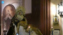 Traslado del Cristo de la Misericrdia y la Virgen de la Piedad del Baratillo // Rodo Janeiro