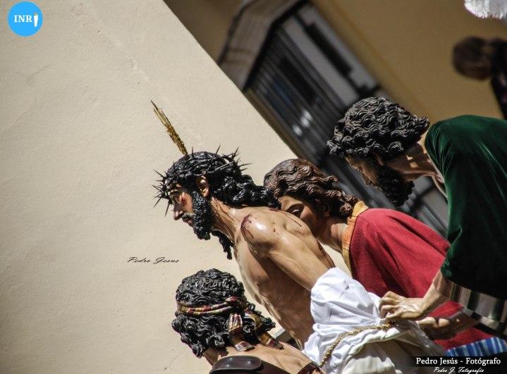 Jesús Despojado // Pedro Huertas