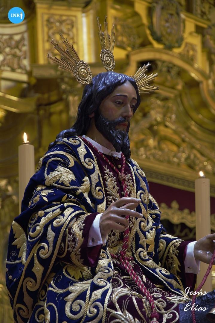 Besapiés del Señor de la Sagrada Entrada en Jersualén de la Borriquita del Amor // Jesús Elías