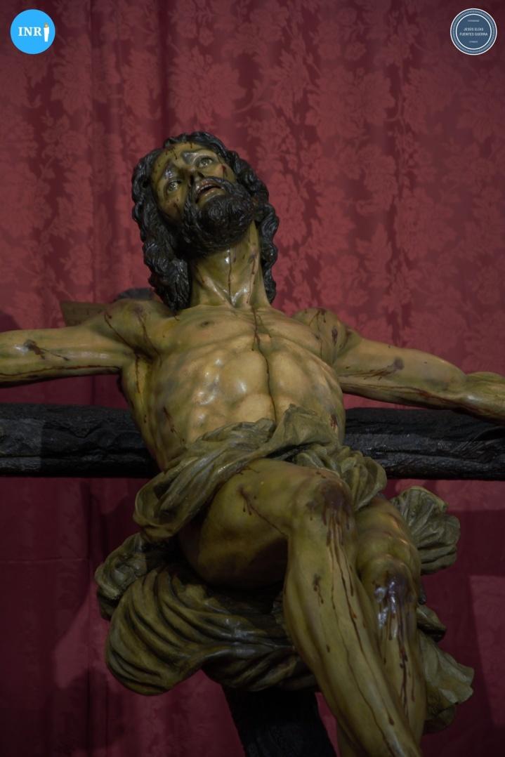 Besapiés del Cristo de la Sed // Jesús Elías