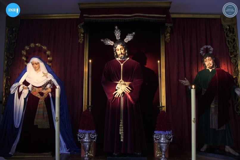 Besapiés del Señor Cautivo del Juncal // Jesús Elías