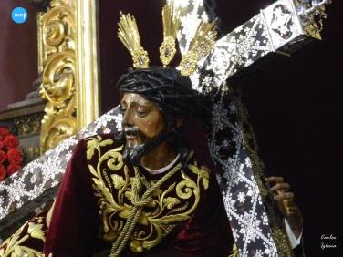 Besamanos del Señor de las Penas de San Vicente // Carlos Iglesia