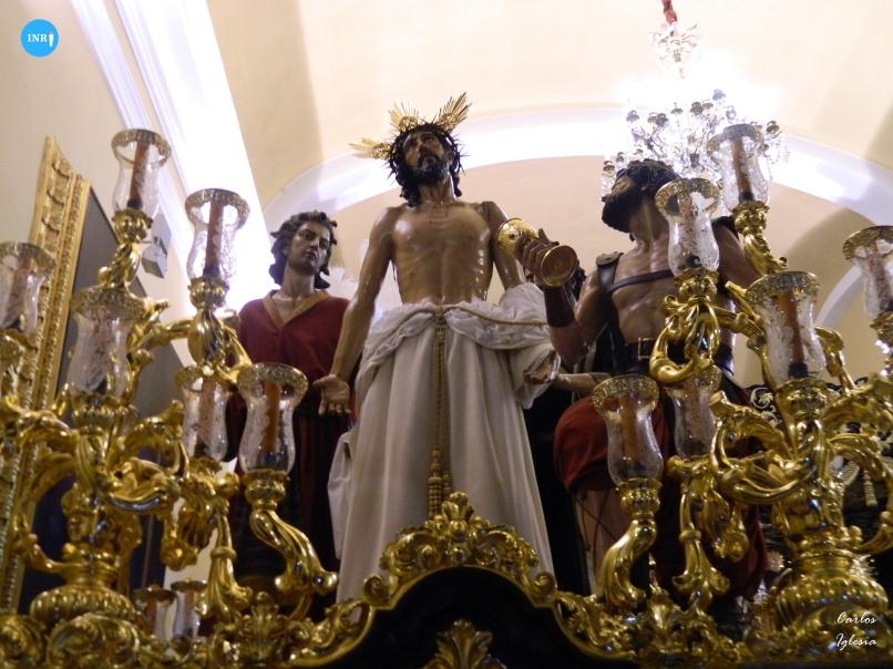 Pasos de Jesús Despojado // Carlos Iglesia
