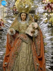 Besamanos de la Virgen de la Alegría // Carlos Iglesia