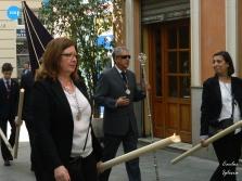 Procesión de impedidos del Sagrario // Carlos Iglesia