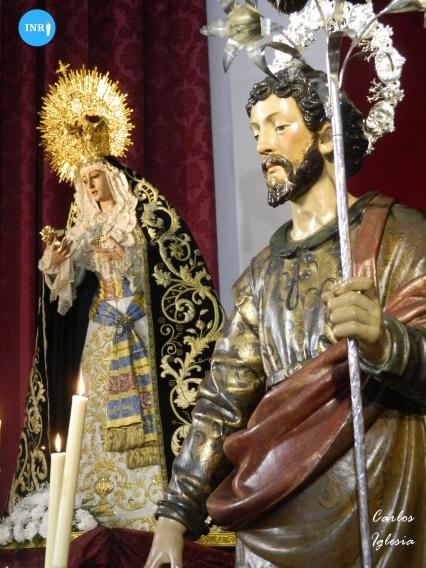 Besamanos de San José Obrero // Carlos Iglesia