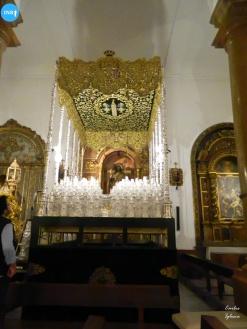 Palio de Gracia y Esperanza de San Roque // Carlos Iglesia