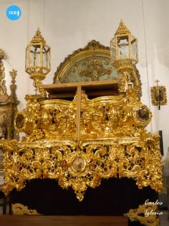 Paso del Señor de las Penas de San Roque // Carlos Iglesia