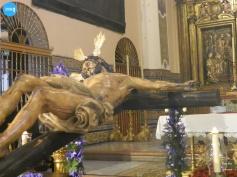 Besapiés del Cristo del Mayor Dolor del Dulce Nombre // Carlos Iglesia