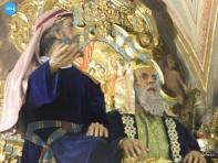 Misterio del Señor ante Anás del Dulce Nombre // Carlos Iglesia