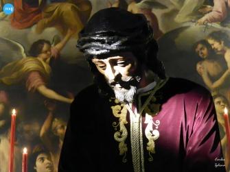 Besamanos al Señor de la Salud de San Pedro // Carlos Iglesia