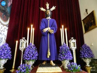 Besapiés al Señor Cautivo de Santa Genoveva // Carlos Iglesia