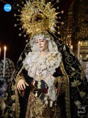 Besamanos a la Virgen de la Estrella // Carlos Iglesia