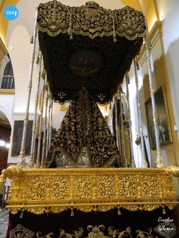 Palio de la Virgen del Refugio de San Bernardo // Carlos Iglesia