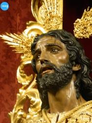 Besapiés al Señor de la Victoria de la Paz // Carlos Iglesia