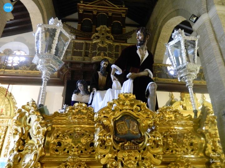 Misterio de Santa Marta // Carlos Iglesia