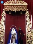 La Amargura de hebrea antes de ser subida a su paso // Carlos Iglesia