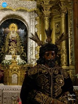 Besamanos del Señor de la Sentencia // Carlos Iglesia