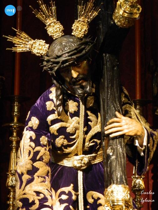 Besamanos del Señor de las Tres Caídas de San Isidoro // Carlos Iglesia