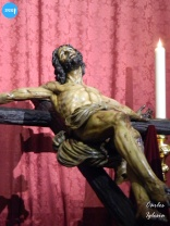 Besapiés del Cristo de la Sed // Carlos Iglesia