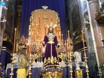 Besapiés del Señor de la Redención // Carlos Iglesia