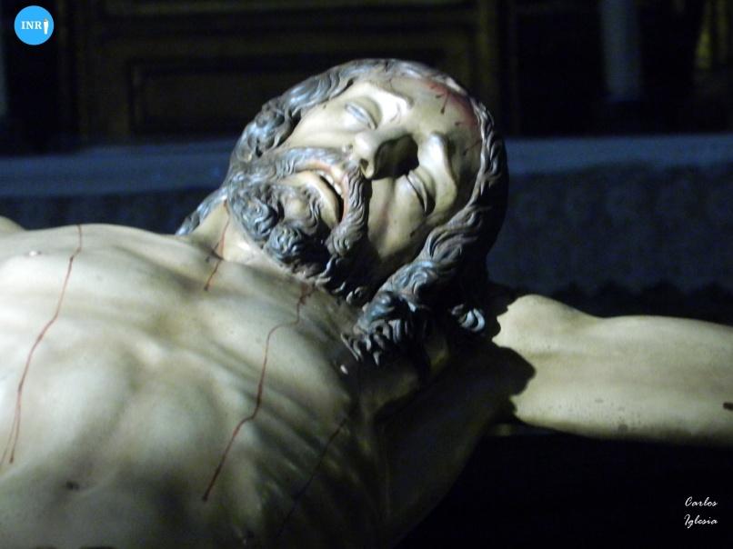 Besapiés del Cristo del Perdón // Carlos Iglesia