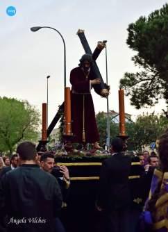 Viacrucis del Señor del Divino Perdón de Alcosa // Ángela Vilches