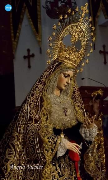 Besamanos de la Virgen del Patrocinio del Cachorro // Ángela Vilches