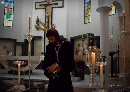 Besamanos del Señor de la Humildad de la Espiga // Ángela Vilches