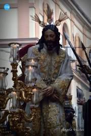 Misterio del Señor del Silencio ante el Desprecio de Herodes // Ángela Vilches