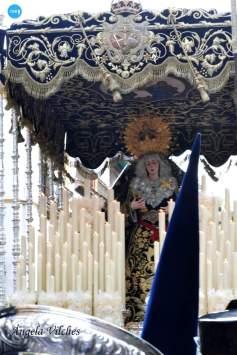 Virgen de la Estrella // Ángela Vilches