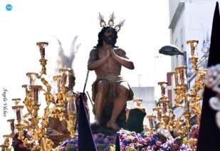 Misterio del Señor de las Penas de la Estrella // Ángela Vilches