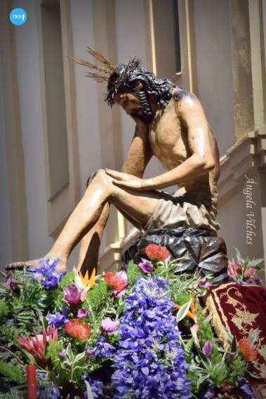 Cristo de la Humildad y Paciencia de la Cena // Ángela Vilches