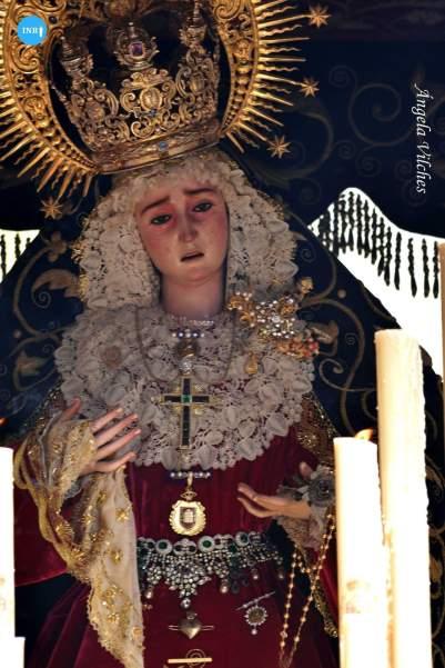 Virgen del Subterráneo de la Cena // Ángela Vilches
