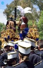 Señor de la Victoria de la Paz // Ángela Vilches