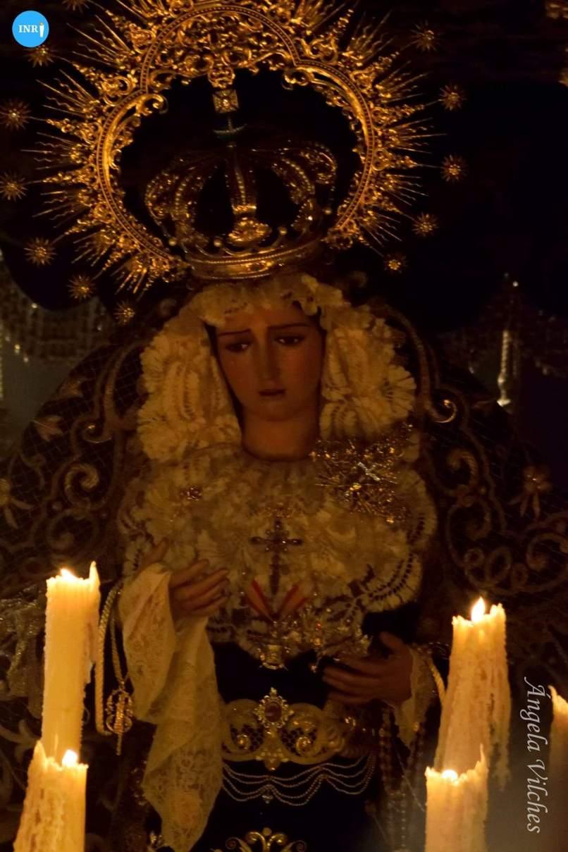Virgen de la Hiniesta // Ángela Vilches