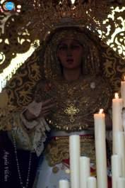 Virgen del Rosario de San Pablo // Ángela Vilches