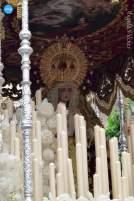 Virgen de las Mercedes de Santa Genoveva // Ángela Vilches