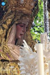 Virgen del Rocío de la Redención // Ángela Vilches