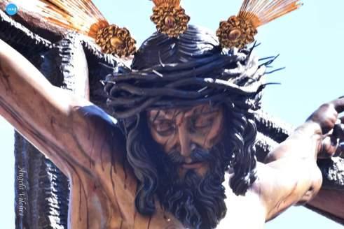Cristo de la Samgre de San Benito // Ángela Vilches