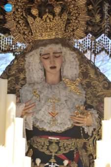 Virgen de la Encarnación de San Benito // Ángela Vilches