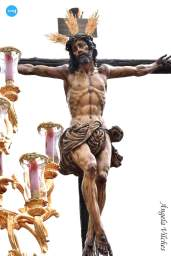 Cristo de la Sed // Ángela Vilches