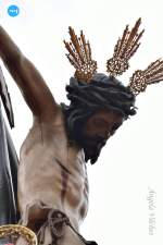 Cristo de la Salud de San Bernardo // Ángela Vilches