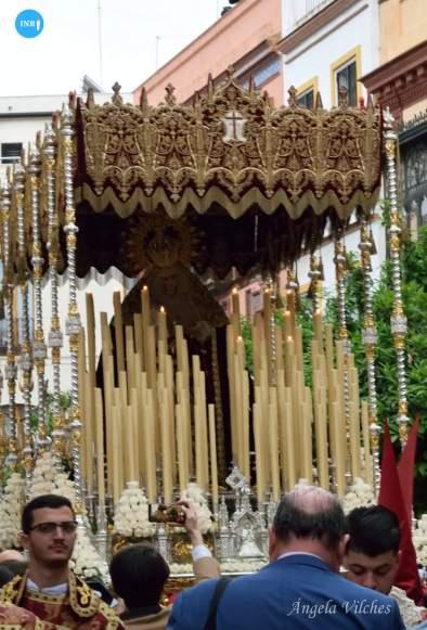 Virgen del Buen Fin de la Lanzada // Ángela Vilches