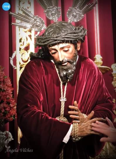 Besamanos del Señor Nazareno de la O // Ángela Vilches