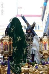 Señor con la Cruz al Hombro del Valle // Ángela Vilches