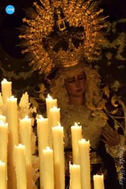Virgen de las Angustias de los Gitanos // Ángela Vilches