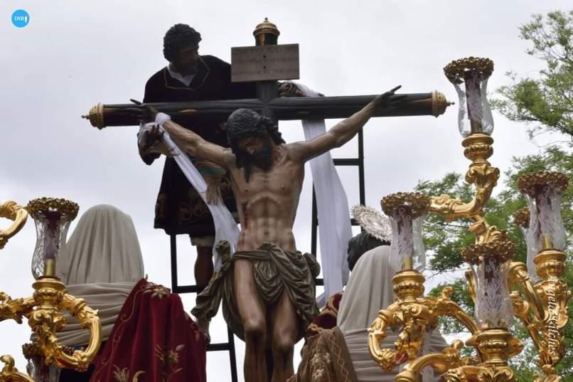 Misterio del Cristo de las Cinco Llagas de la Trinidad // Ángela Vilches