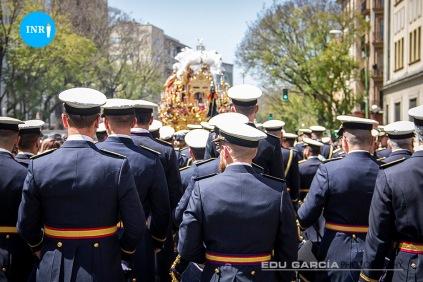 Señor Cautivo y Rescatado de San Pablo con Tres Caídas // Edu García
