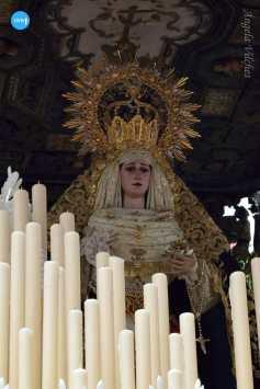 Virgen de la Palma del Buen Fin // Ángela Vilches